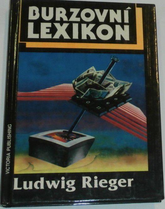 Rieger Ludwig - Burzovní lexikon