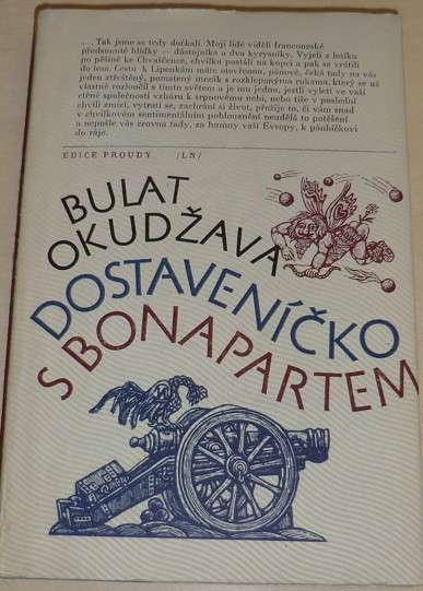Okudžava Bulat - Dostaveníčko s Bonapartem