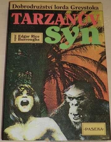 Burroughs Edgar Rice - Tarzanův syn