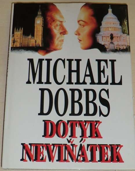 Dobbs Michael - Dotyk neviňátek