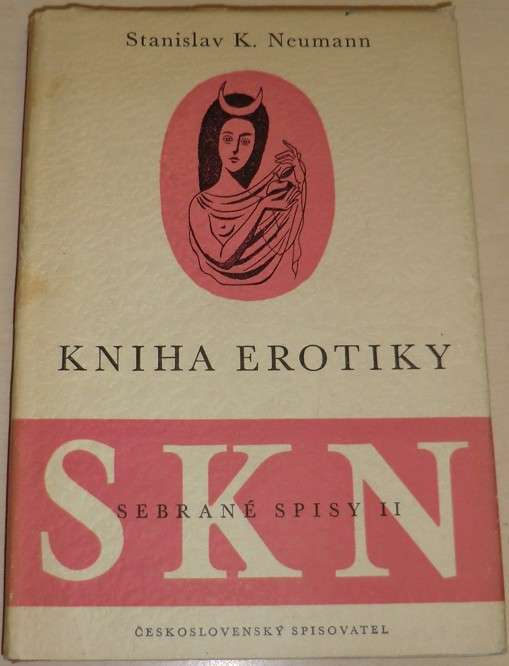 Neumann Stanislav K. - Kniha erotiky