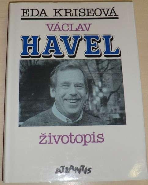 Kriseová Eda - Václav Havel, životopis