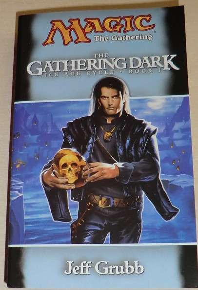 Grubb Jeff - The Gathering Dark
