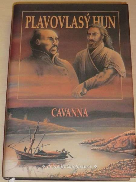 Cavanna Francois - Plavovlasý Hun