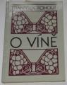Kohout František - O víně