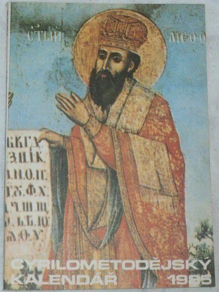 Cyrilometodějský kalendář 1985