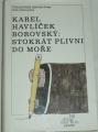 Borovský Karel Havlíček - Stokrát plivni do moře