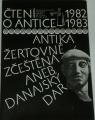 Čtení o antice 1982 - 1983