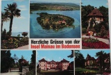 Insel Mainau im Bodensee