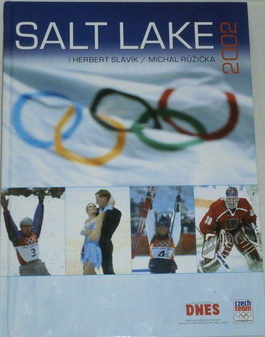 Slavík Herbert, Růžička Michal - Salt Lake 2002