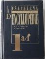 Všeobecná encyklopedie ve čtyřech svazcích díl 1 a - f