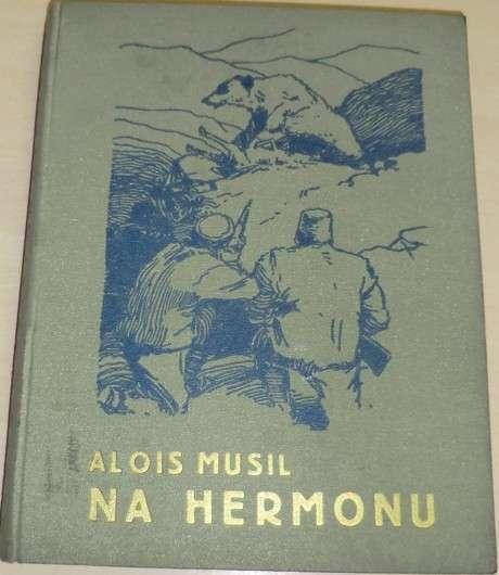 Musil Alois - Na Hermonu