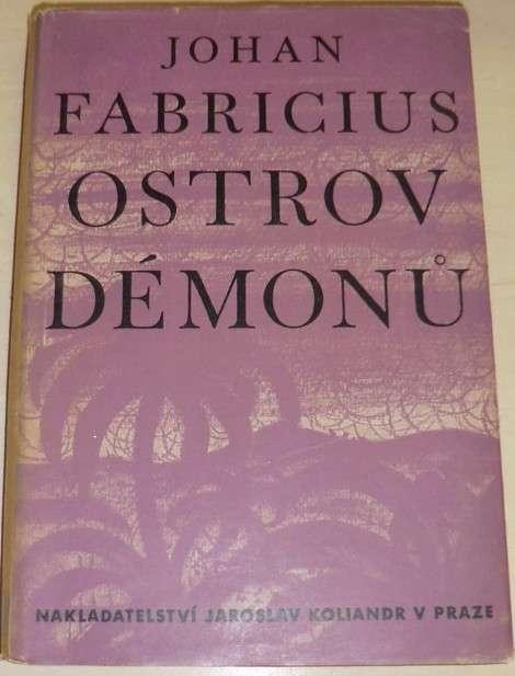 Fabricius Johan - Ostrov démonů