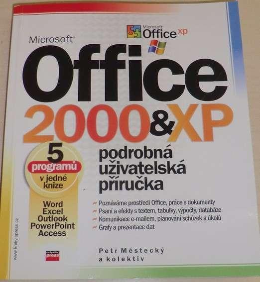 Městecký Petr - OFFICE 2000 XP
