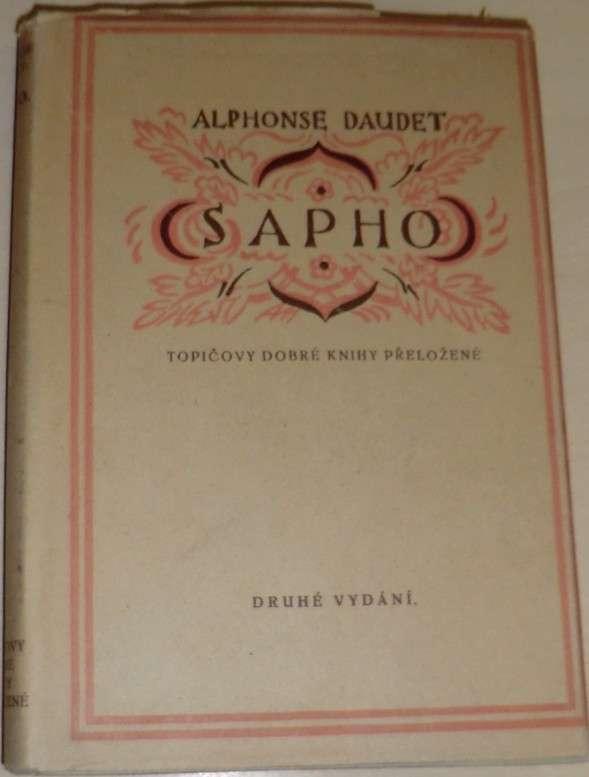 Daudet Alphonse - Sapho
