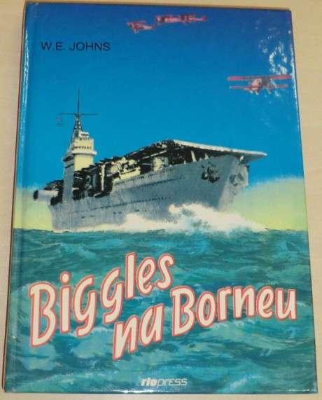 Johns W.E. - Biggles na Borneu