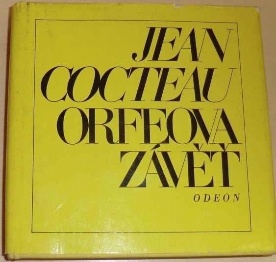 Cocteau Jean - Orfeova závěť