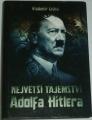 Liška Vladimír - Největší tajemství Adolfa Hitlera