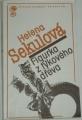 Sekulová Helena - Figurka z týkového dřeva