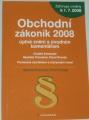 Pravdová M., Pravda P. - Obchodní zákoník 2008