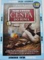 DVD - Cesta do Říma - válečný dokument - 4+5 díl
