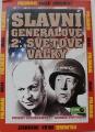 DVD - Slavní generálové 2. světové války - Eisenhower, Patton - válečný dokument