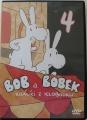 DVD - Bob a Bobek králíci z klobouku - 4 - pohádka