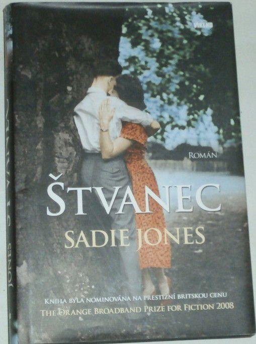 Jones Sadie - Štvanec
