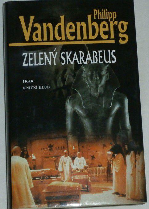 Vandenberg Philipp - Zelený Skarabeus