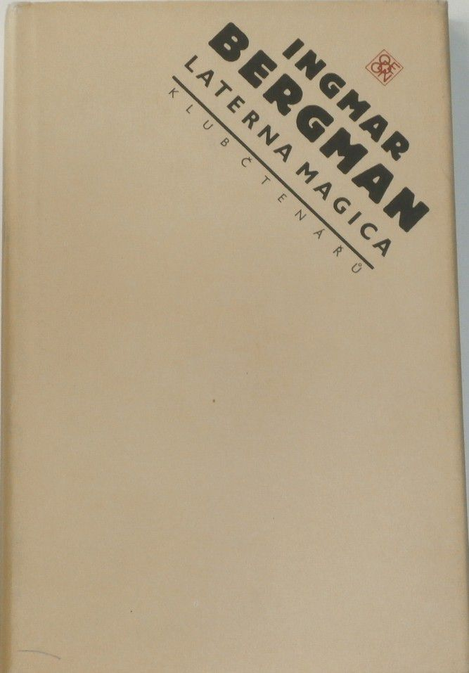 Bergman Ingmar - Laterna magica