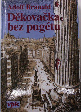 Branald Adolf - Děkovačka bez pugétu