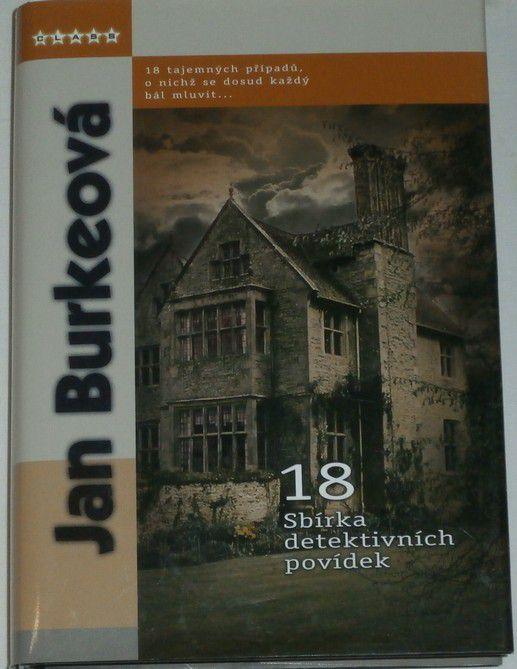 Burkeová Jan - 18 Sbírka detektivních povídek