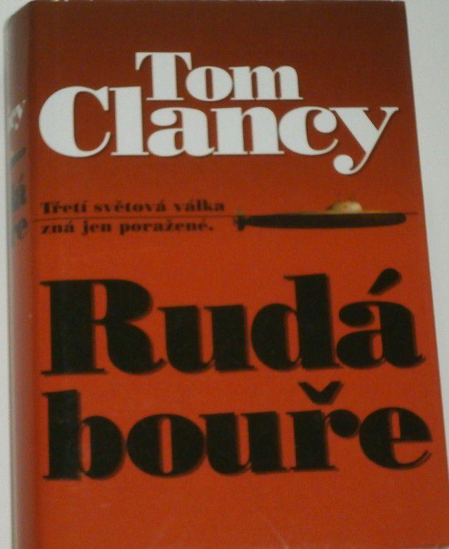 Clancy Tom - Rudá bouře