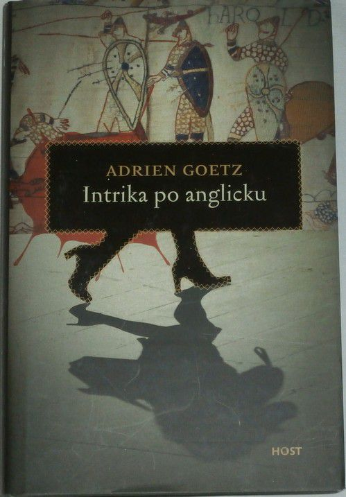 Goetz Adrien - Intrika po anglicku