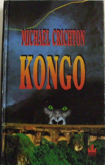 Crichton Michael - Kongo