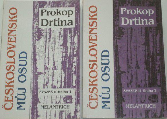Drtina Prokop - Československo, můj osud: Svazek II.
