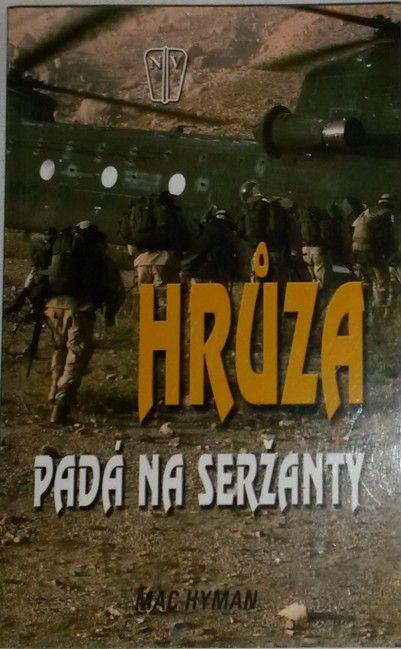 Hyman Mac - Hrůza padá na seržanty