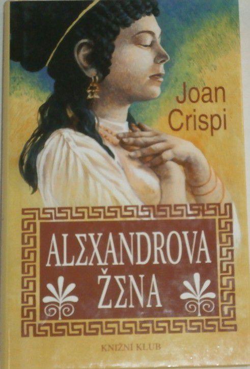 Crispi Joan - Alexandrova žena