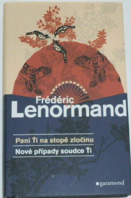 Lenormand Frédéric - Paní Ťi na stopě zločinu