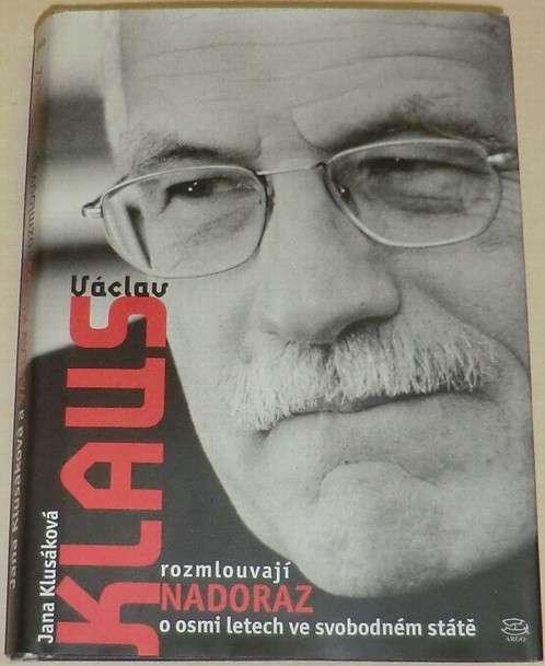 Klusáková Jana - Václav Klaus