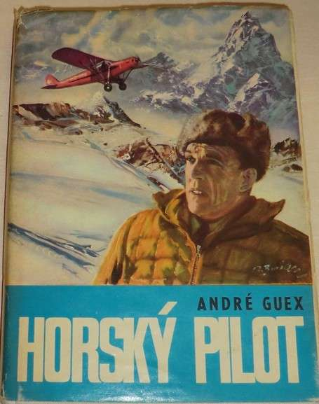Guex André - Horský pilot