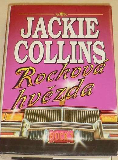 Collins Jackie - Rocková hvězda