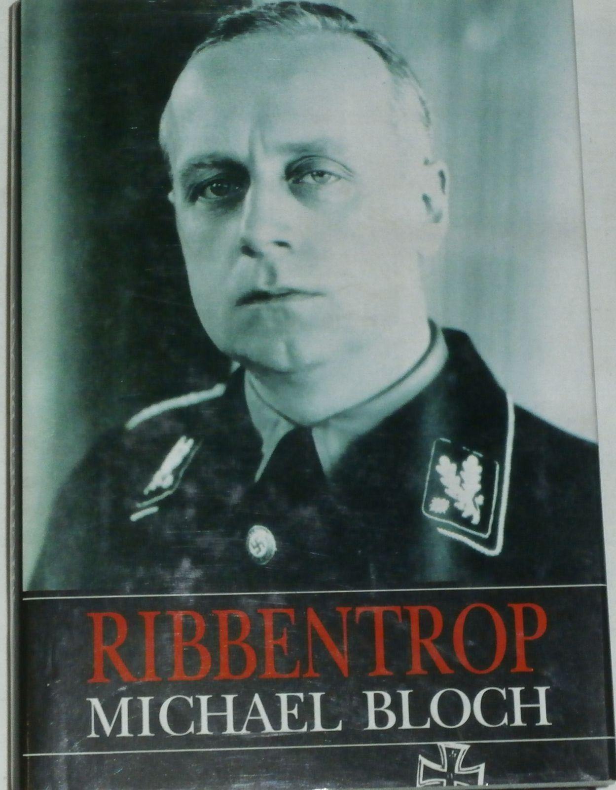 Bloch Michael - Ribbentrop