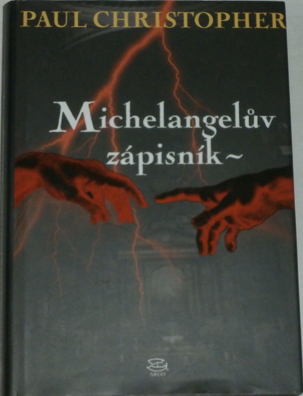 Chritopher Paul - Michelangelův zápisník