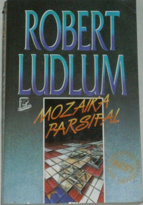 Ludlum Robert - Mozaika Parsifal