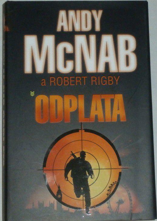 McNab Andy, Rigby Robert - Odplata