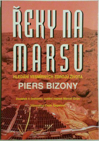Bizony Piers - Řeky na Marsu