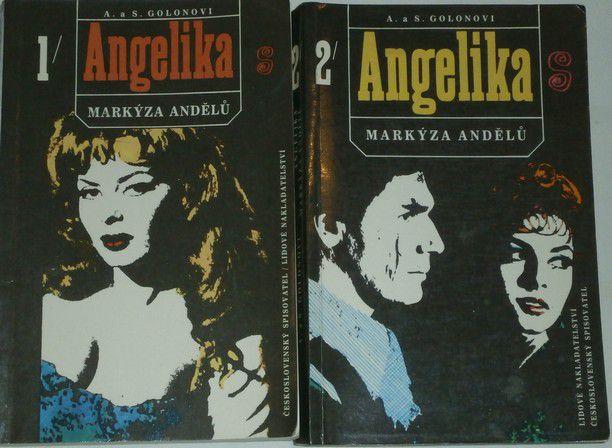 Golonovi A. a S. - Angelika Markýza andělů I. a II. díl