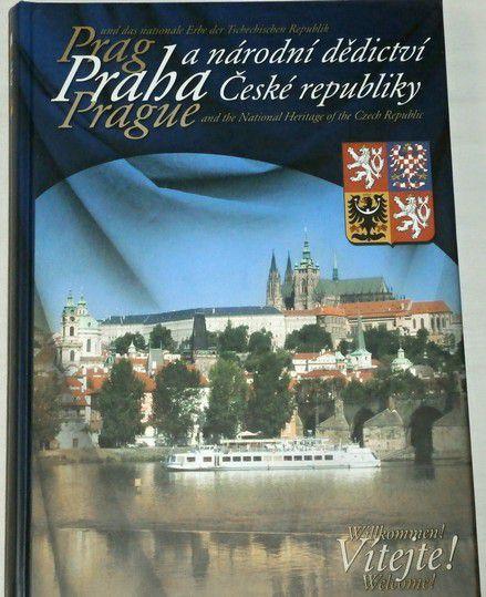 Praha a národní děditství České republiky
