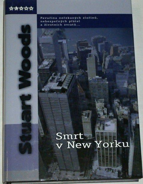 Woods Stuart - Smrt v New Yorku